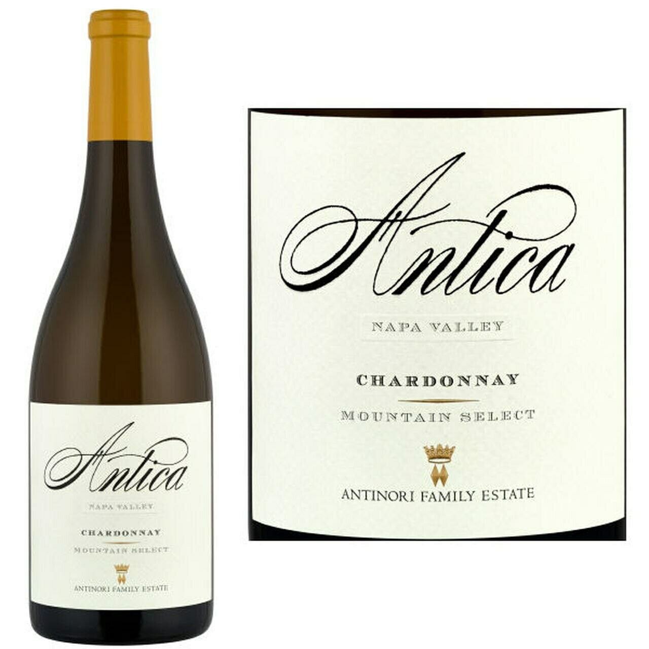 Antinori Family Antica Napa Valley Chardonnay, Napa Valley 2018 (750 ml)