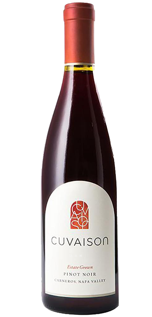 Cuvaison Estate Pinot Noir, Carneros 2017 (750 ml)