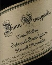 Dunn Vineyards Napa Valley Cabernet Sauvignon 2016 (750 ml)