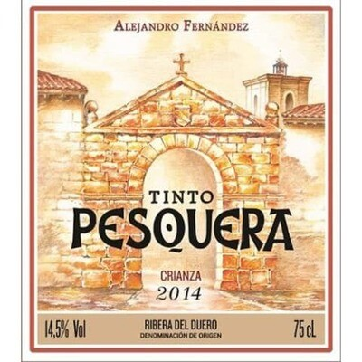 Tinto Pesquera Crianza, Ribera del Duero 2014 (750 ml)