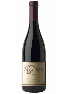 Kosta Browne Keefer Ranch Pinot Noir 2017 (750 ml)