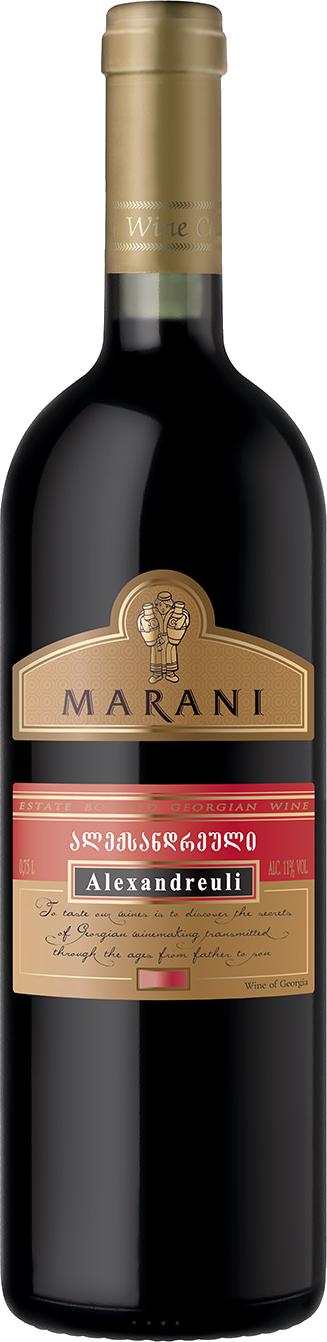 Marani Alexandreuli 2018 (750 ml)