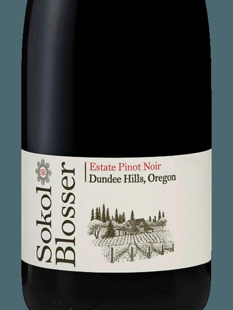 Sokol-Blosser Pinot Estate 2017 (750 ml)