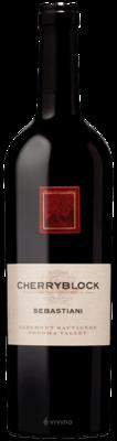 Sebastiani Cherryblock Cabernet Sauvignon 2016 (750 ml)