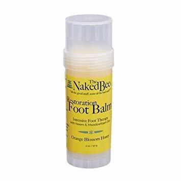 ORANGE BLOSSOM & HONEY - NAKED BEE FOOT BALM