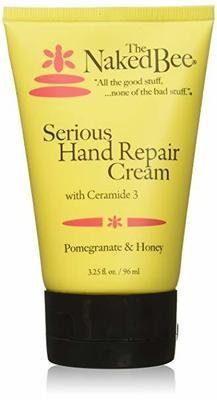 POMEGRANATE & HONEY - NAKED BEE SERIOUS HAND REPAIR