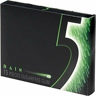 5 GUM RAIN