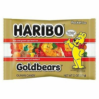 BULK CANDY HARIBO GOLD BEARS