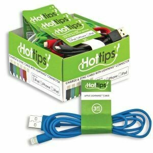 CELL PHONE ACCESSORIES 3FT CHARGE & SYNC CABLE I-PHONE