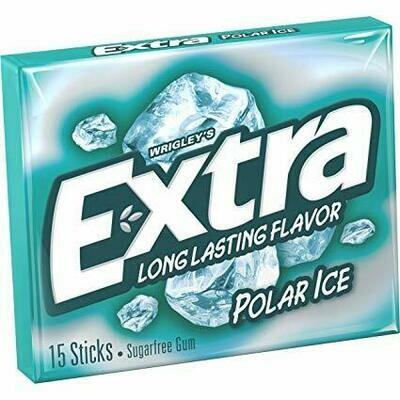 EXTRA GUM POLAR ICE