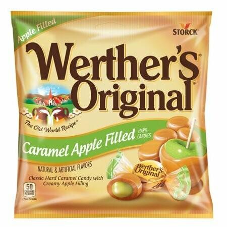 WERTHER'S ORIGINAL CARAMEL APPLE
