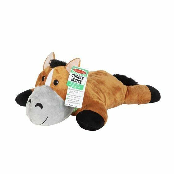 CUDDLE PETS 30702-HORSE