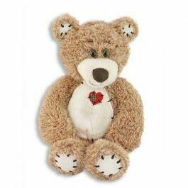 """12"""" TENDER TEDDY BEAR ASST. COLORS"""
