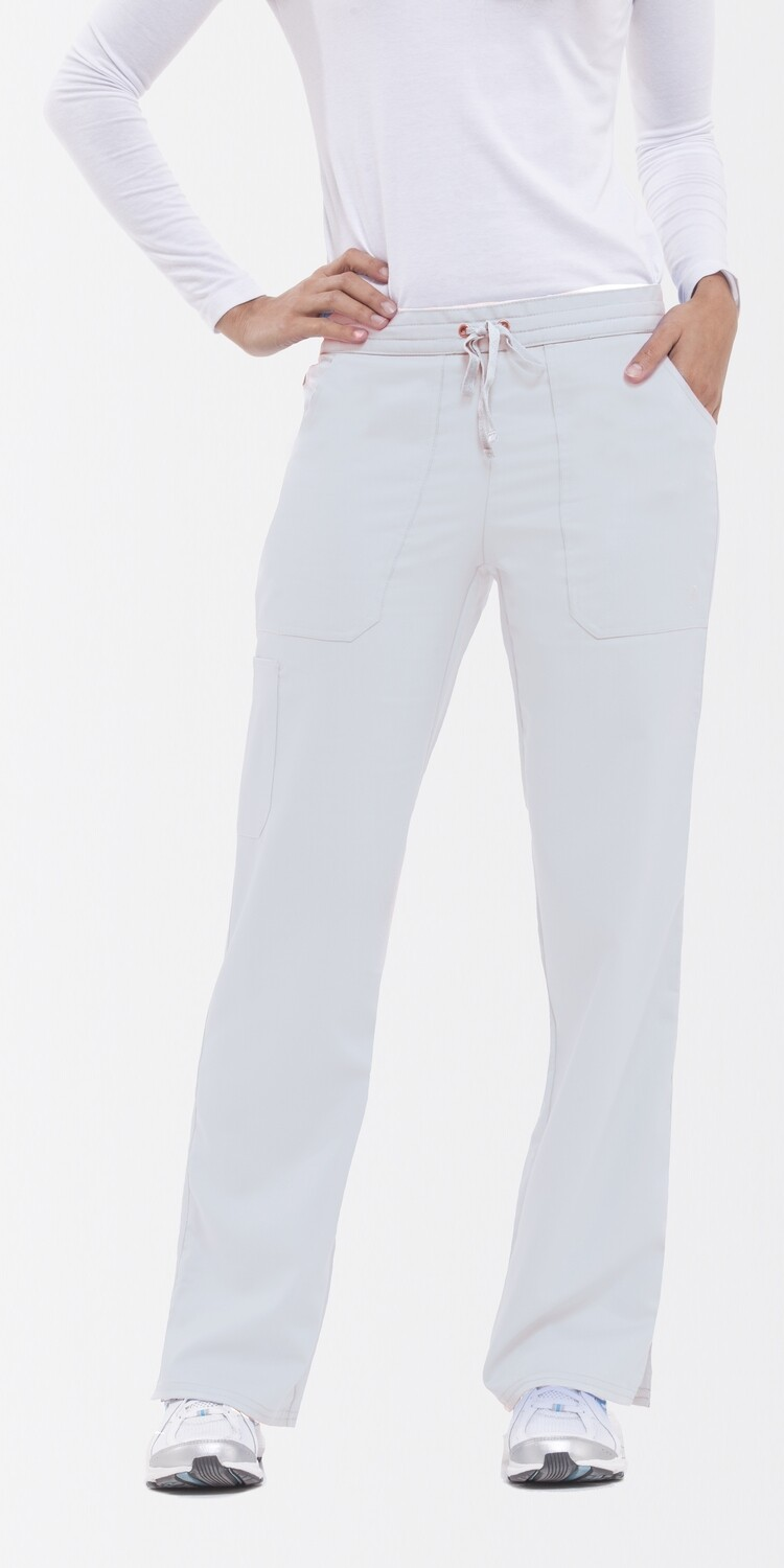 9121 TIFFANY PANT - PL WHITE 2XL