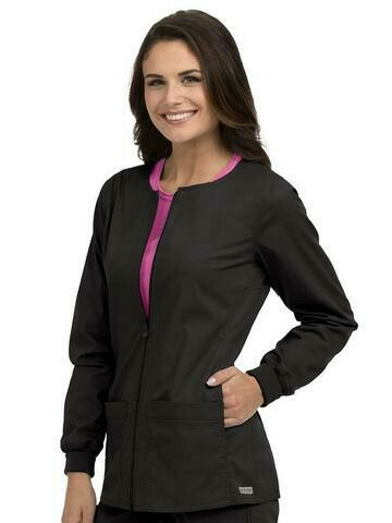 8687 MISSES JACKET - MC XL BLACK