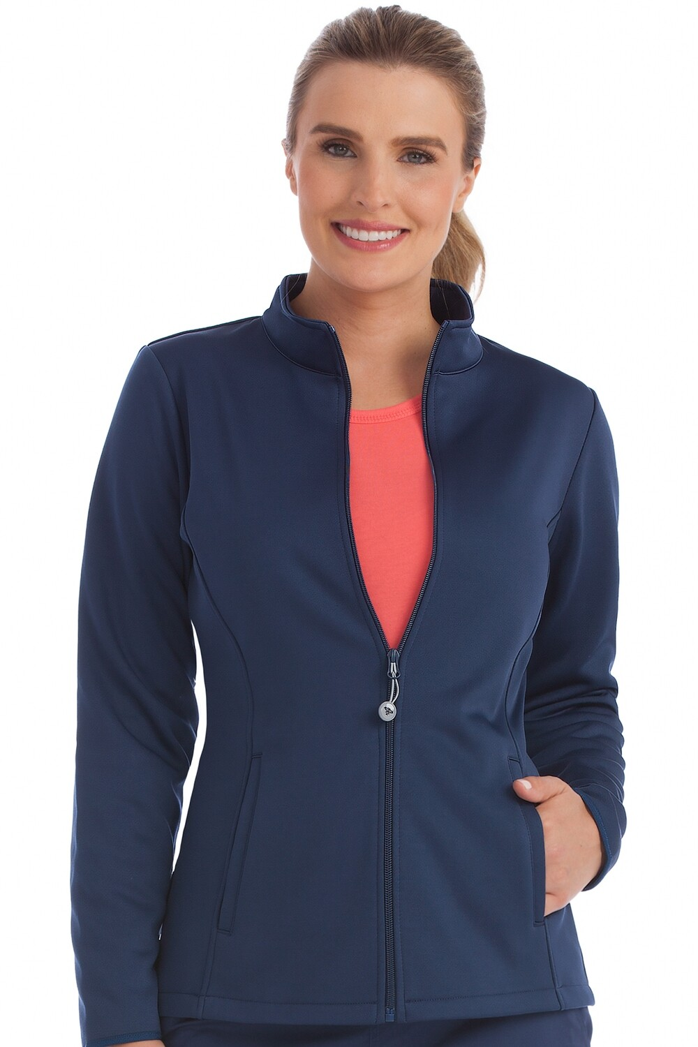 8684 JACKET WOMENS - MC NAVY XL