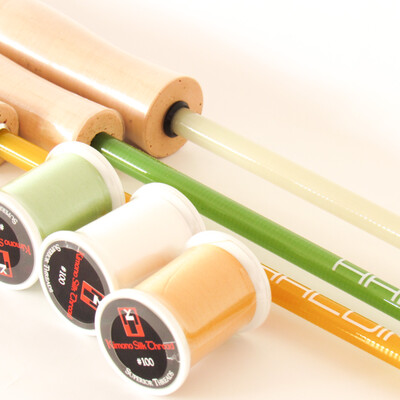 Haldin Fly Rod Ready 2 Wrap Kit - Rutenbau Set