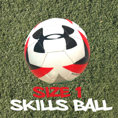 OFFICIAL My Soccer Training Size 1 Skills Ball