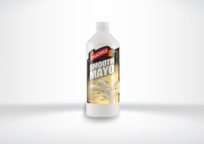 Crucial Mayonnaise Bottles