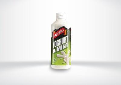 Crucial Yoghurt & Mint Bottles