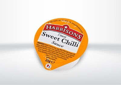 Harrisons SWEET Chilli Dip Pots