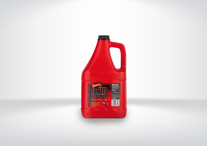 Large Crucial Tomato Ketchup