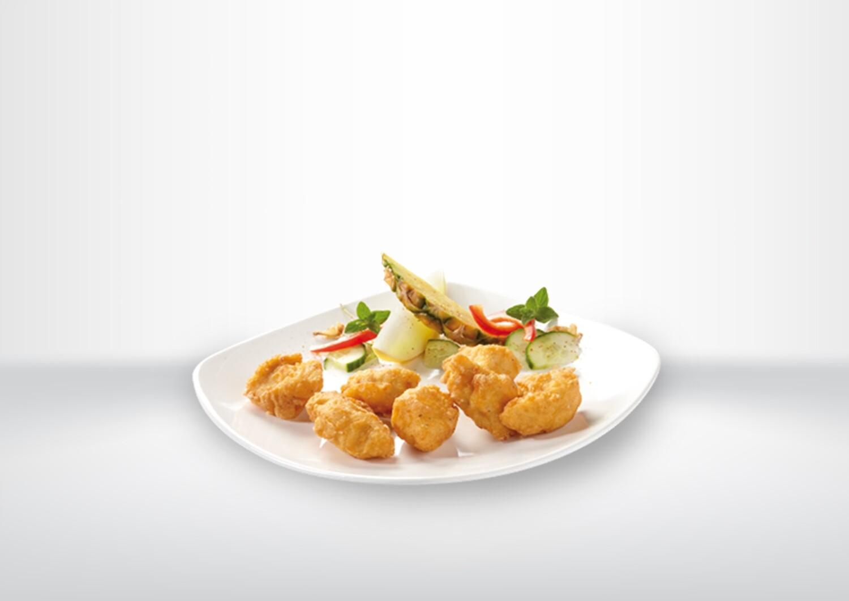 Battered Chicken Chunk 30g