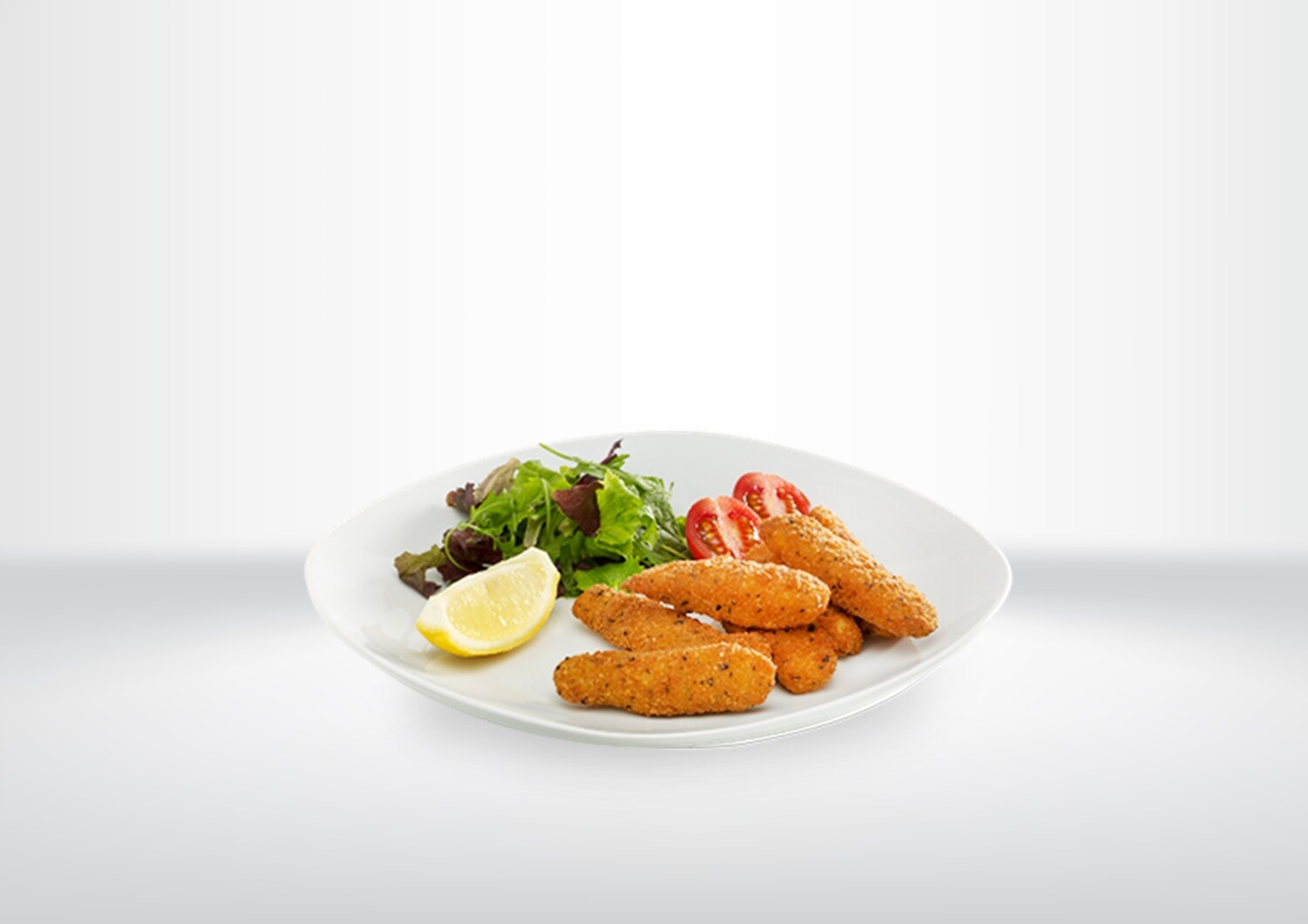 Southern Fried Chicken Breast Strips 22g