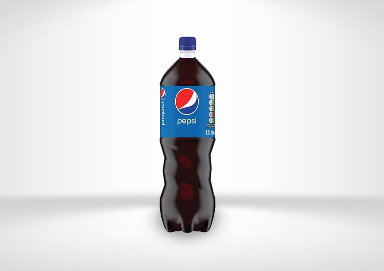 1.5Ltr Pepsi Bottles