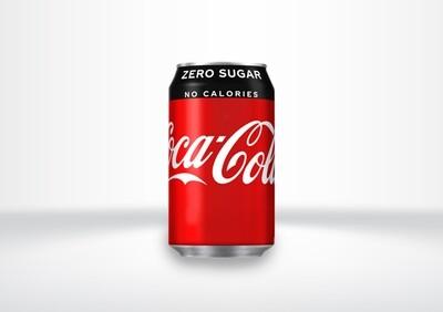 **GB** Coke Zero Cans