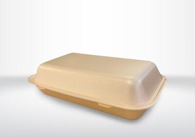 (IP10) Large Kebab / Chip Boxes - GREEN