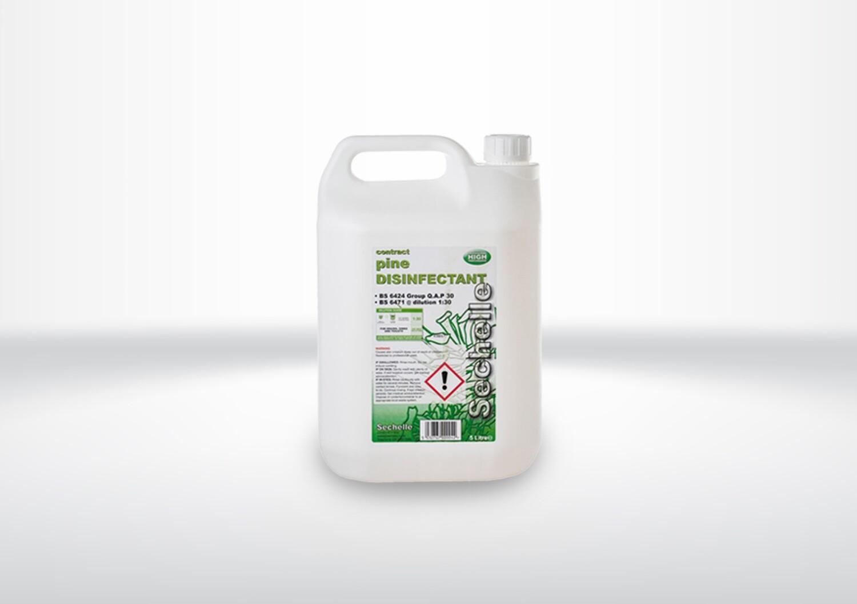 Sechellle Pine Disinfectant