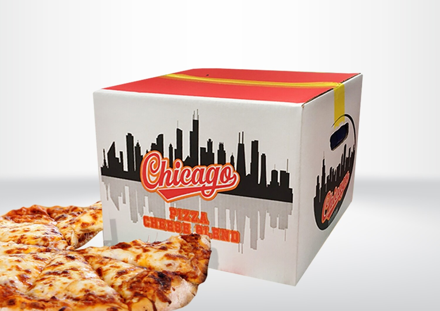 Chicago Shredded Mozz/Cheddar Blend