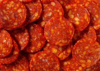 Express Sliced Chorizo Coins