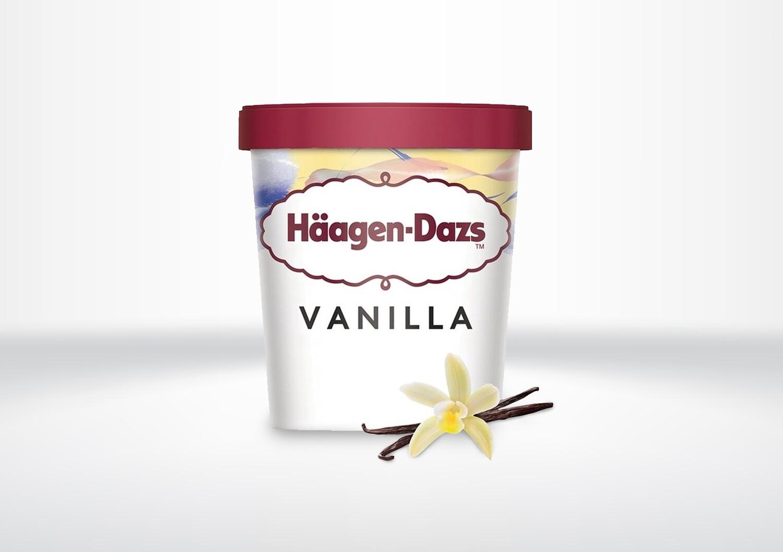 95ml Häagen Dazs - Vanilla