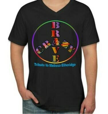 Brave and Crazy Peace T-Shirt Women's cut