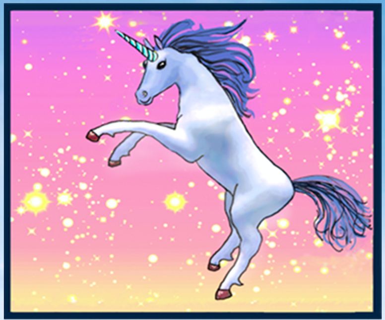 Unicorn Blue Software Download (iOS or Android) Share App on 5 Family Devices <No Ads>
