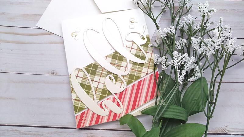 Handmade Greeting Card, Set of 6 Mega