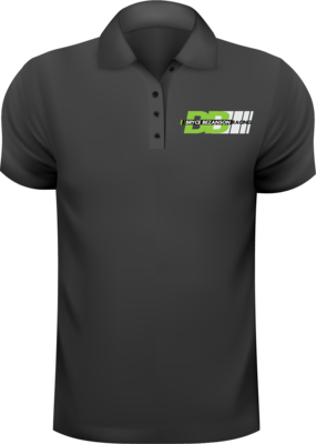 Bryce Bezanson Embroidered Polo Shirt