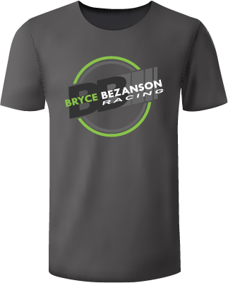 Bryce Bezanson Circle Logo Shirt