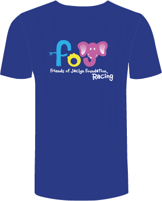 Friends of Jaclyn Racing T-Shirt