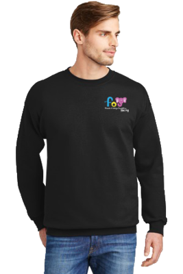 Friends of Jaclyn Racing Crewneck Sweatshirt