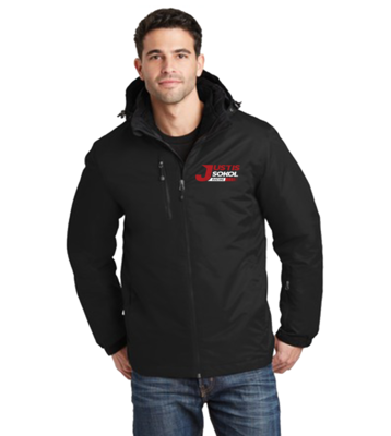 Justis Sokol Vortex Waterproof 3-in-1 Jacket
