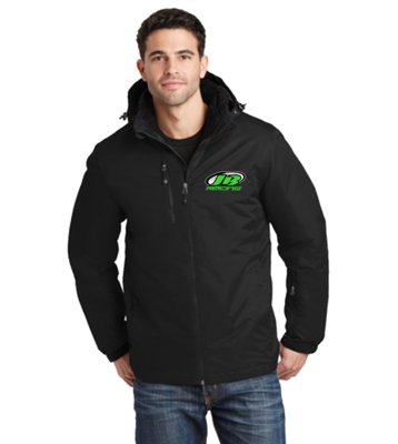 Jake Bollman Vortex Waterproof 3-in-1 Jacket