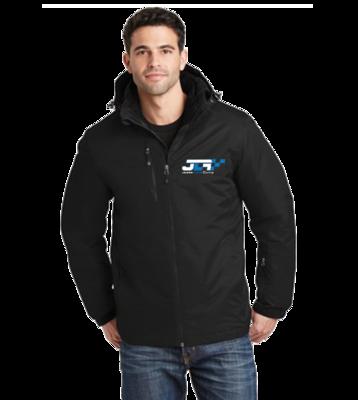 Jesse Love Vortex Waterproof 3-in-1 Jacket
