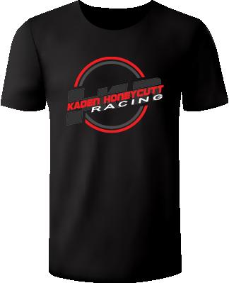 Kaden Honeycutt Circle Logo Shirt