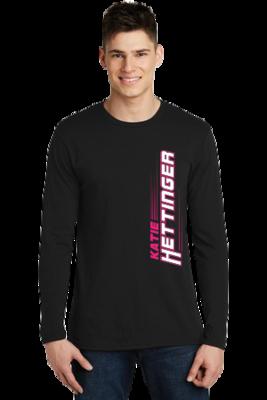 Katie Hettinger Long Sleeve T-Shirt