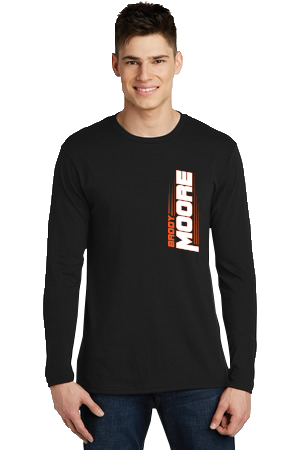 Brody Moore Long Sleeve T-Shirt