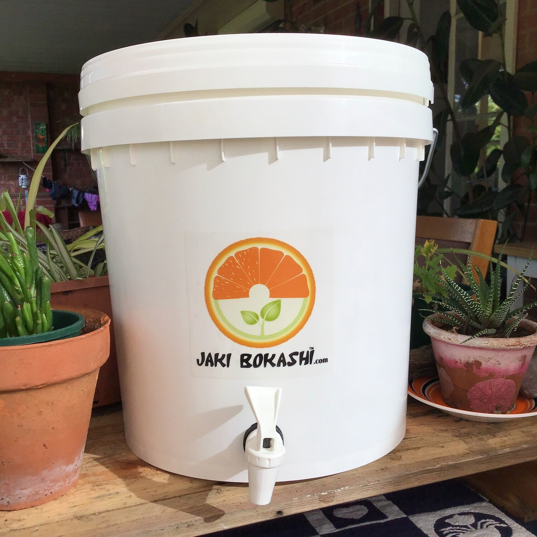 Small Jaki Bokashi Bucket - 15L