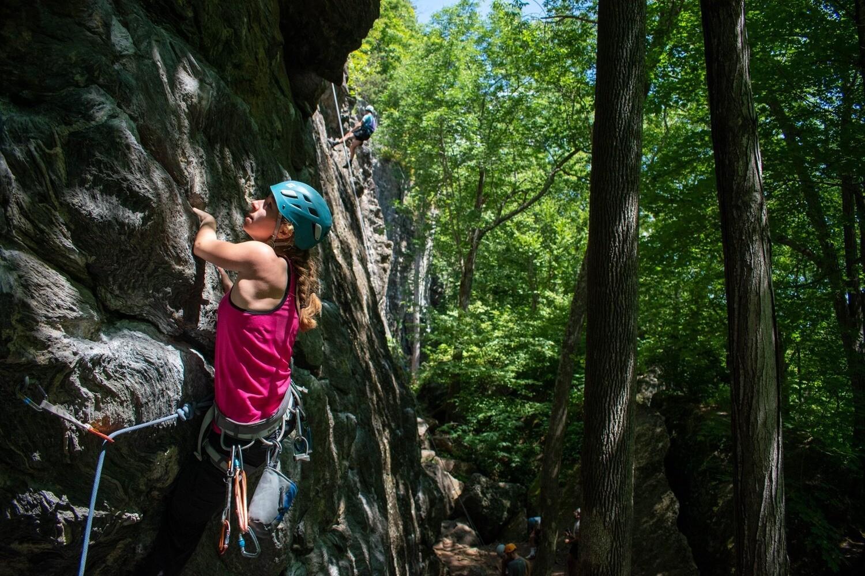 Professional Climbing Photographer